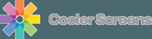 CoolerScreens logo