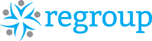 Regroup Therapy logo