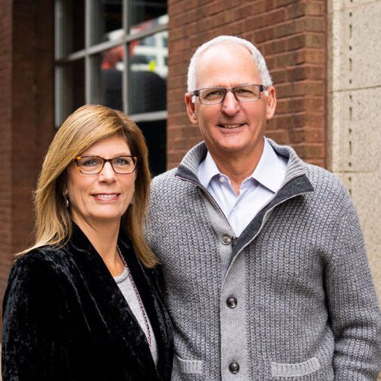 Greg and Kim Wasson logos