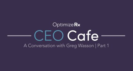 CEO Cafe – A Conversation With Greg Wasson