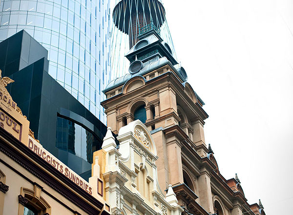 Image of Sydney City as seen on the Sydney sightseeing private tour - Half Day Architectural Walkabout Sydney Tour