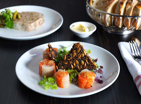 An image of a lunch dish at Bistro Rex in Potts Point on your foodie Taste of Sydney private tour