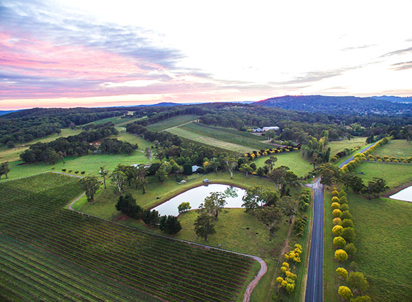 An image of Bowral on your way south of Sydney as seen on your Southern Highlands tour