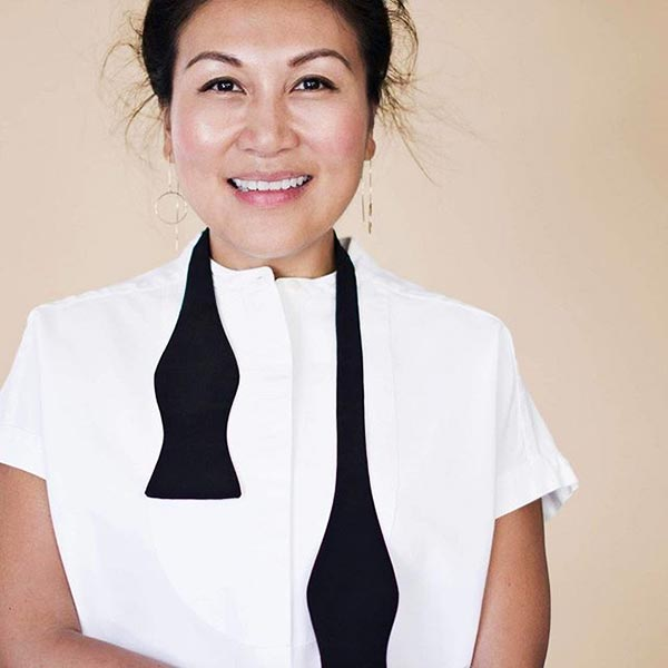 An image of Carol Sae-Yang, your personal stylist on your private Sydney shopping tour