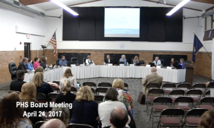 April School Board Meeting 2017