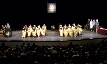 Harrison Center 2017 Commencement