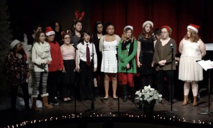 Holland Woods Band and Choir Holiday Concert • December 12, 2017