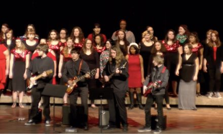 PHHS Guitar and Choir Concert • December 8, 2017