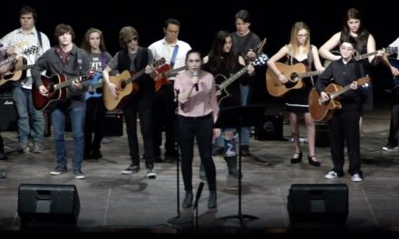 Port Huron High School Guitar Winter Concert – February 27, 2018