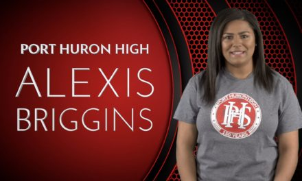 Tributes to Graduates – Alexis Briggins