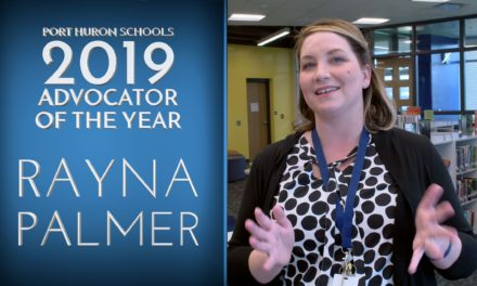 Rayna Palmer – 2019 Advocator of the Year