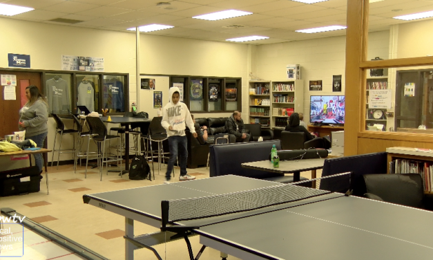 New Rec Center Unveiled to Give Teens Safe Positive Space