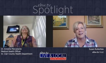 Spotlight – Dr Annette Mercatante