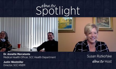 Dr. Annette Mercatante and Justin Westmiller – Re-engaging the Community