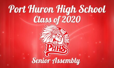 Port Huron High School Class of 2020 Senior Assembly – May 29, 2020