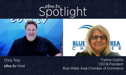 Thelma Castillo – Blue Water Area Chamber of Commerce