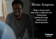 Conditions Causing Abdominal Pain and Indigestion – Hernias