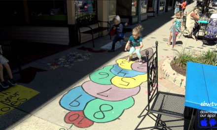 Painting More Fun into Summer by Downtown Business