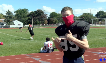 Deaf Port Huron High Student Defies Odds – Plays Varsity Football