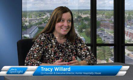 Tracy Willard – Hunter Hospitality Family House