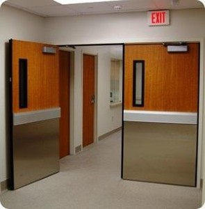 DIY fire door inspections
