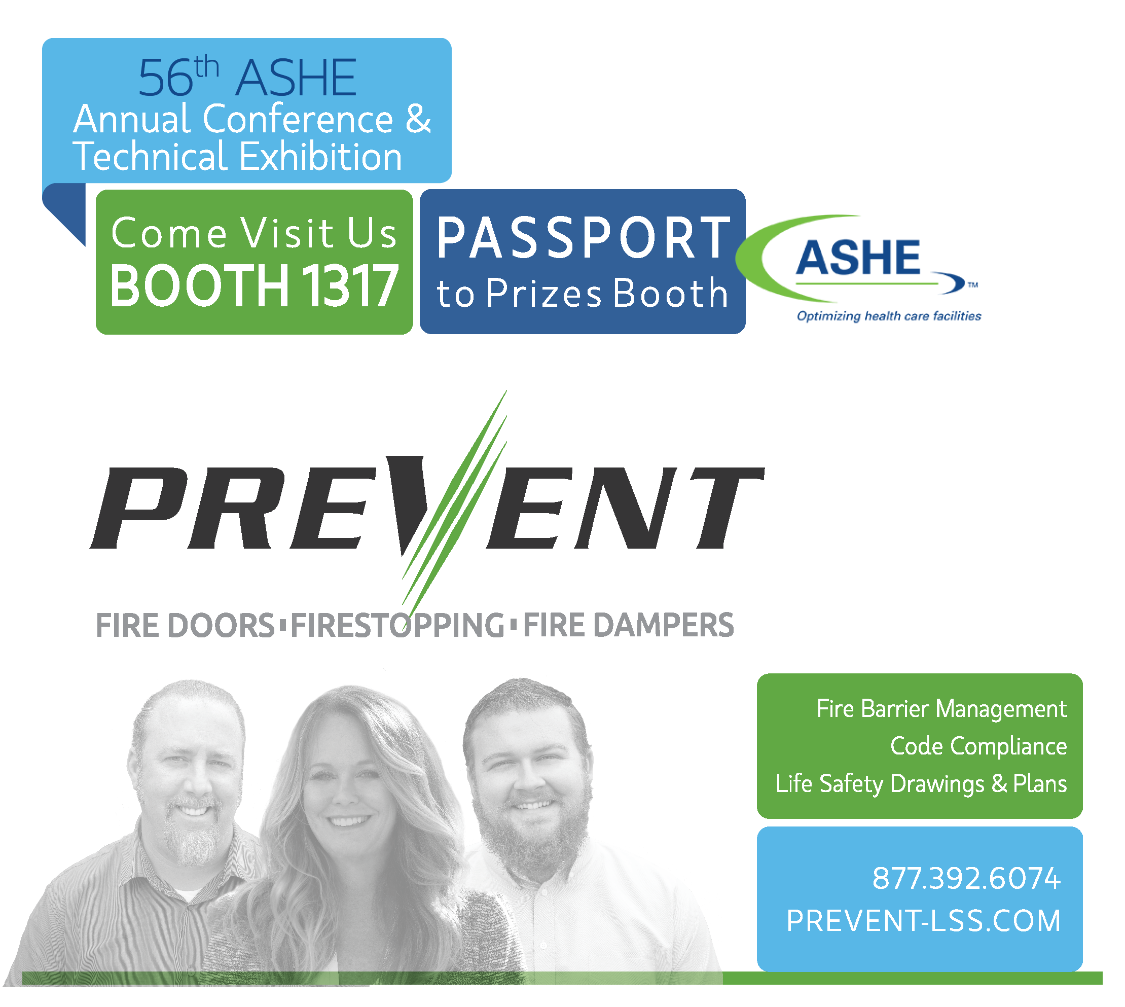 Prevent at ASHE Annual 2019