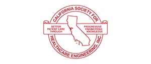 California Society for Healthcare Engineering logo