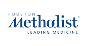Houston Methodist Leading Medicine logo