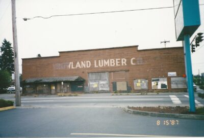 Old Lumber Company Building