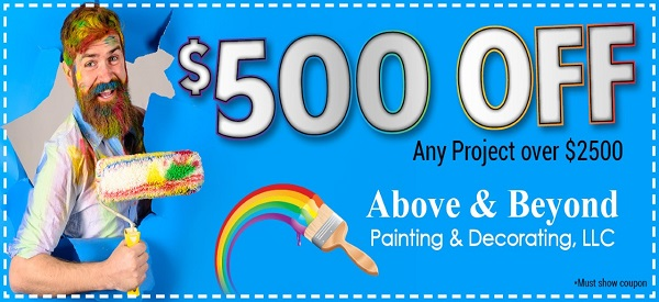 $500 Off your next painting project in Naples Florida