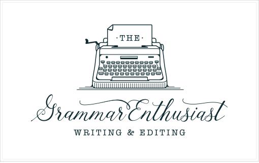 the-grammar-enthusiast_logo