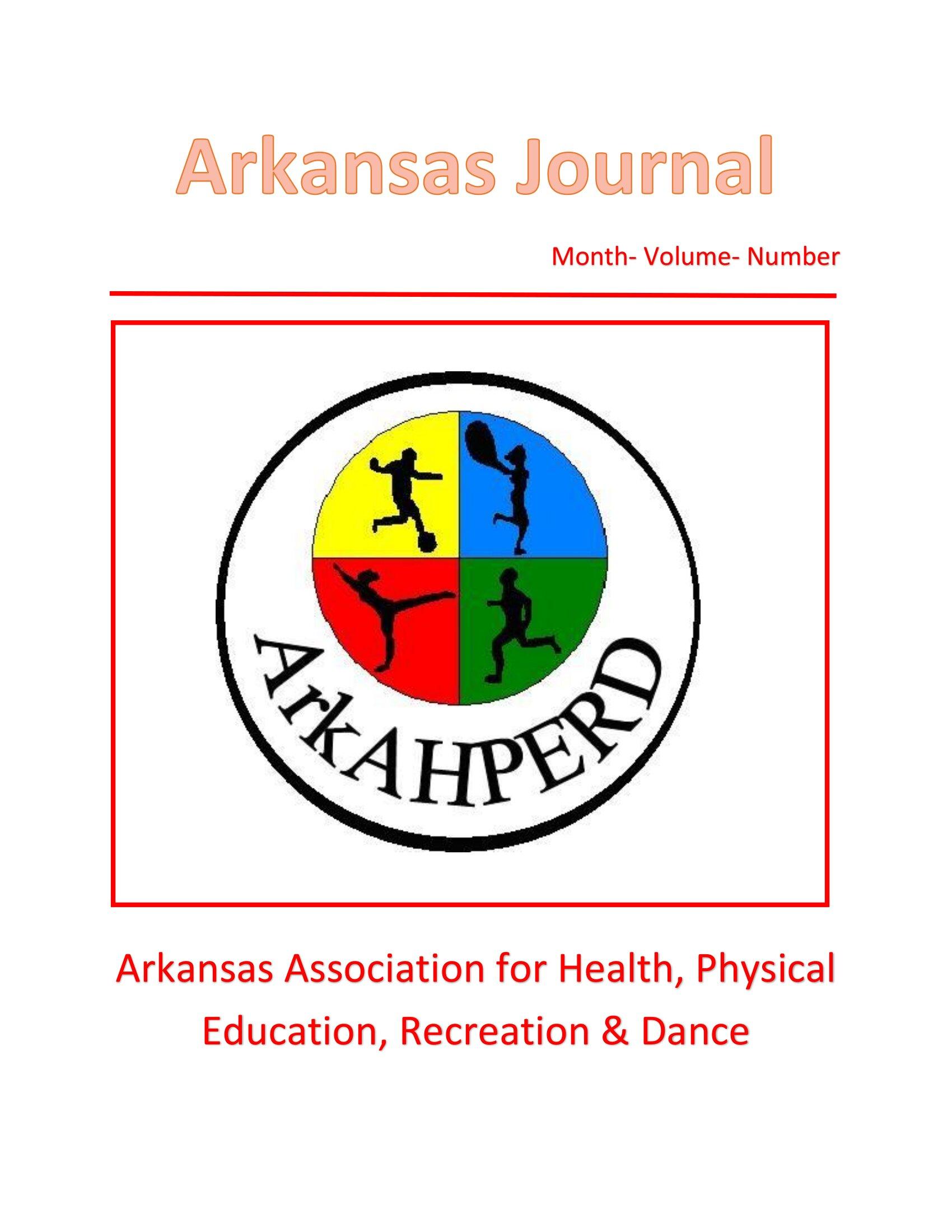 Arkansas Journal Arkahperd cover
