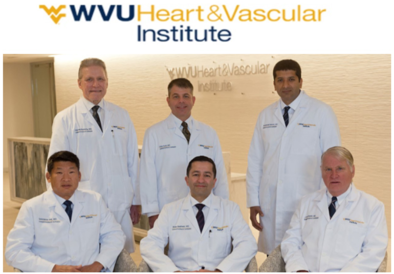 BioStable HAART Center of Excellence: WVU Heart & Vascular Institute - Lawrence Wei, MD and Vinay Badhwar, MD