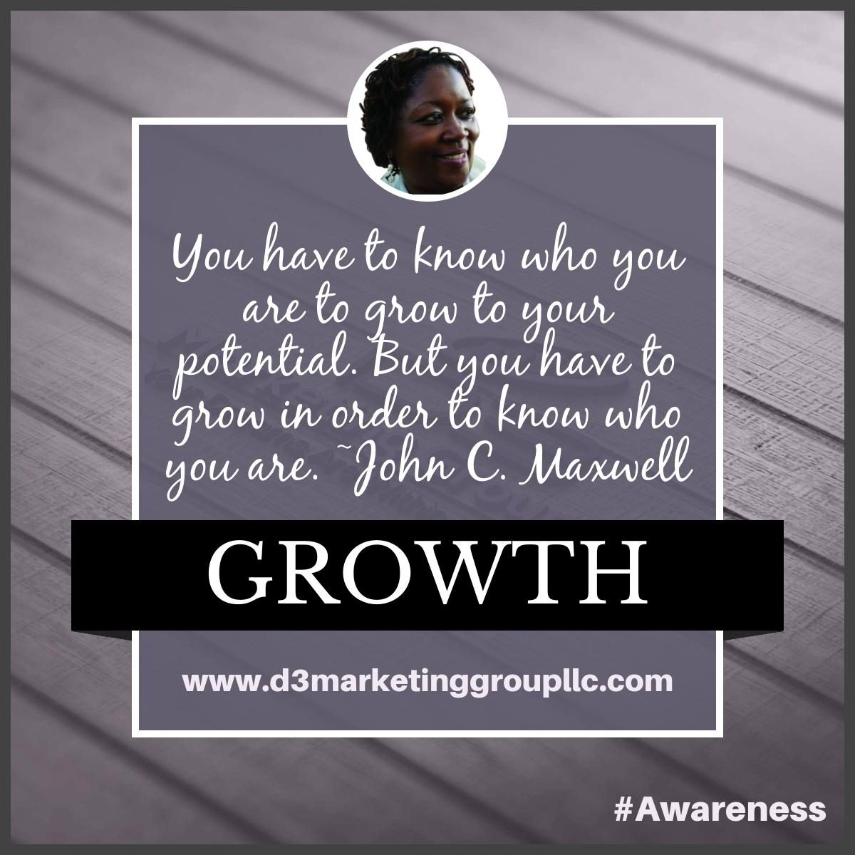 Explore Yourself As You Explore Growth