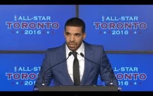 CREDIT: Drake Raptors