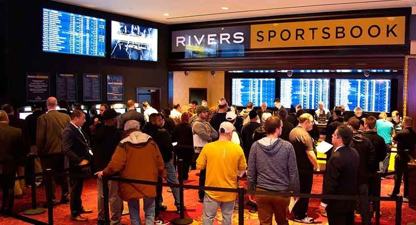 does pennsylvania have sports betting