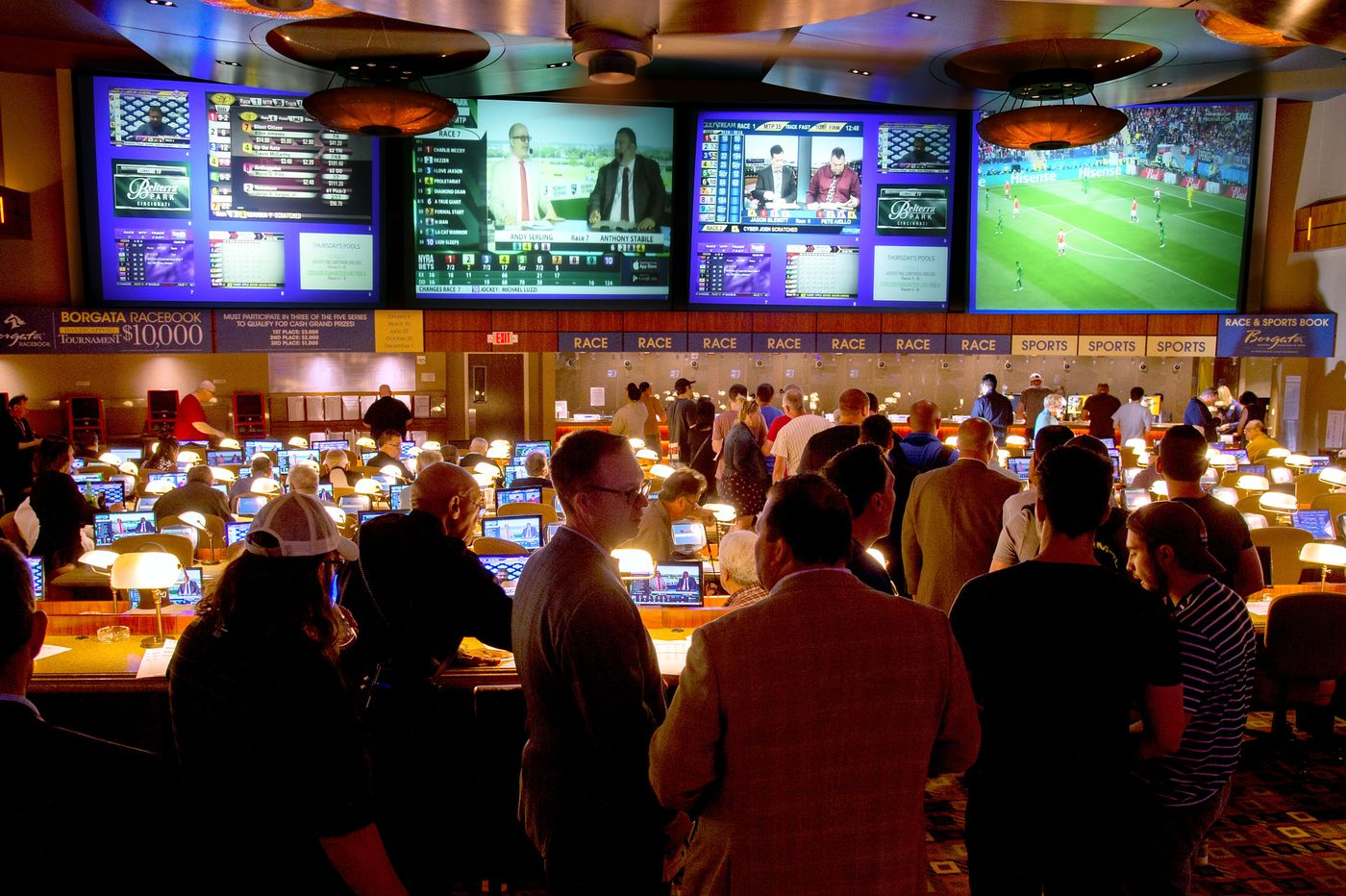 Pa sports betting sites abetting a revolution gw2
