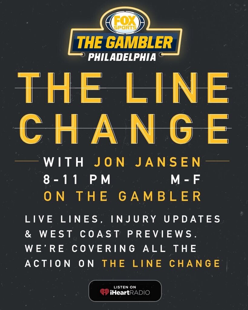 The Line Change with Jon Jansen