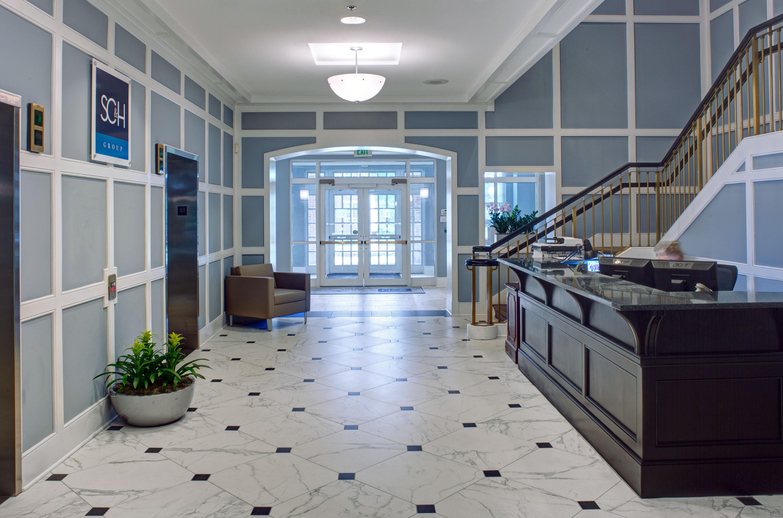 SC&H Lobby