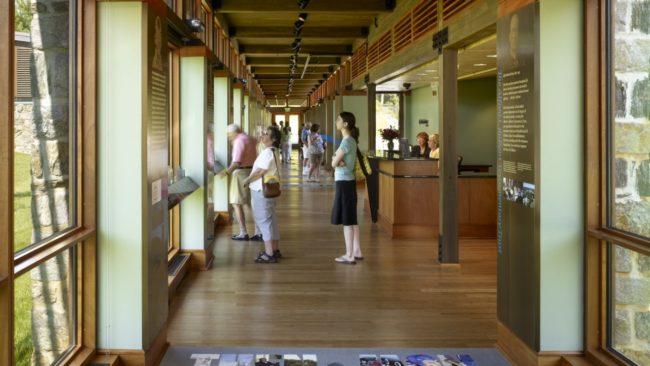 Nemours Visitor Center