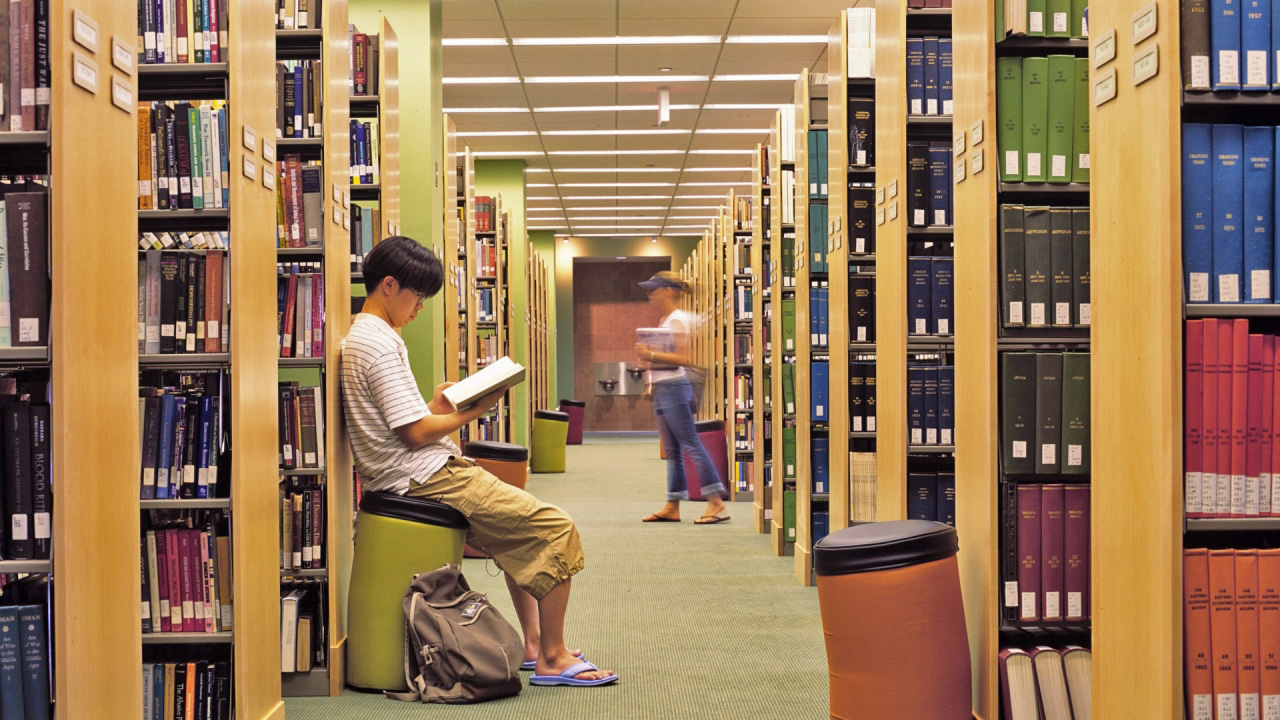 Armacost Library | Eckerd College