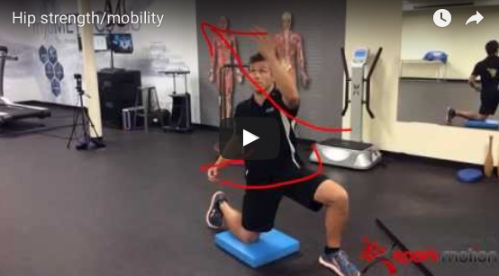 PHYSICAL FIX: HIP/GLUTE STRENGTHENING AND MOBILITY