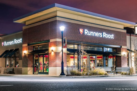 A New Look and Feel For Runners Roost