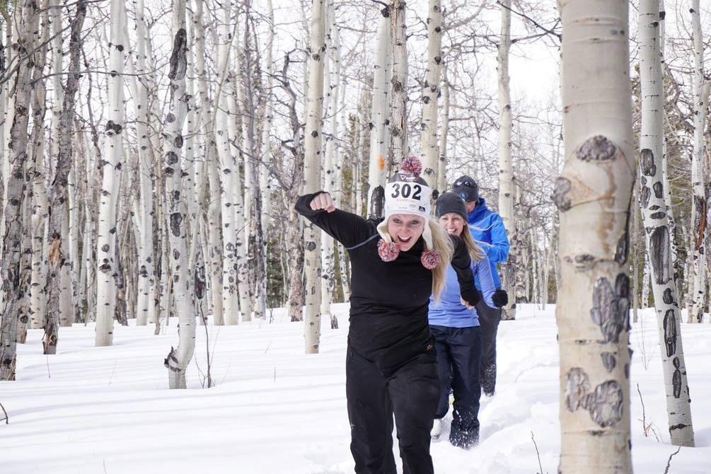 Winter Trail Running Clinic