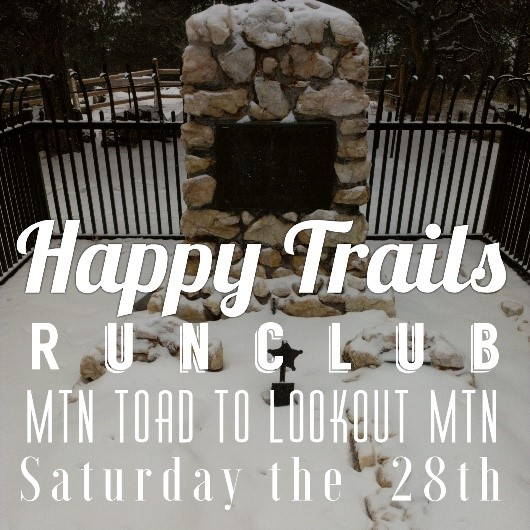 Happy Trails for Colorado Mountain Club