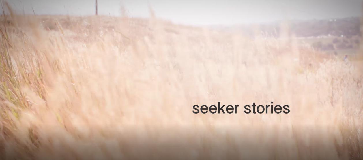 Seeker Video Series #1