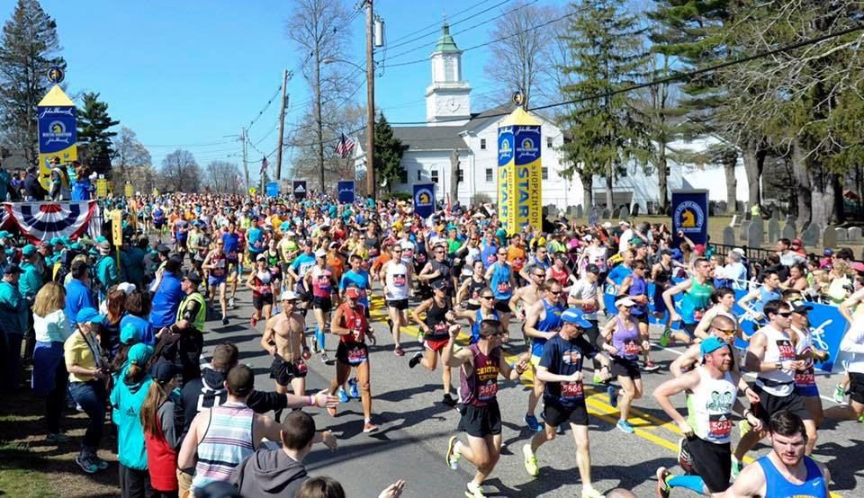 Quest for the 2016 Boston Marathon