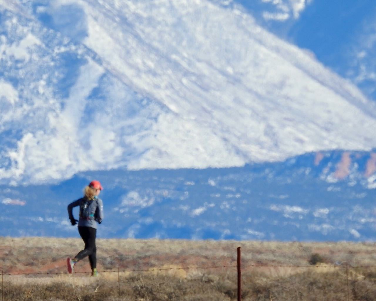 Arches Ultra 50K Race Recap