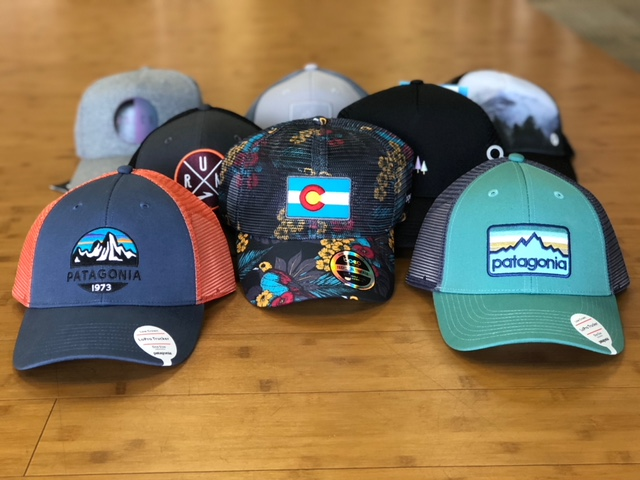 What's with the Trucker Hats?