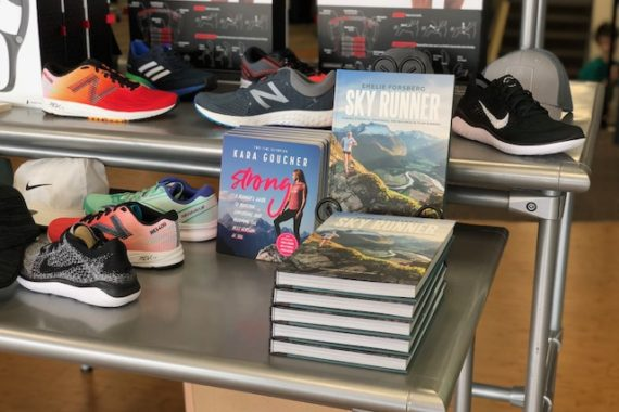 Book Launch of Sky Runner and Strong by Emelie and Kara
